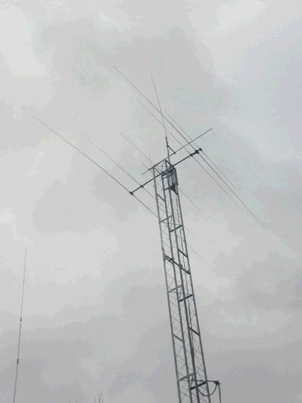 antennes de la station F6KID